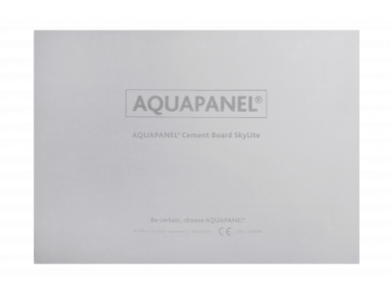 SÁdrokartony aquapanel cement board skylite knaufcentrum